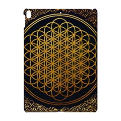 Bring Me The Horizon Cover Album Gold Apple Ipad Pro 10 5   Hardshell Case by Onesevenart