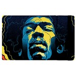 Gabz Jimi Hendrix Voodoo Child Poster Release From Dark Hall Mansion Apple iPad Pro 9.7   Flip Case