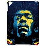 Gabz Jimi Hendrix Voodoo Child Poster Release From Dark Hall Mansion Apple iPad Pro 9.7   Hardshell Case