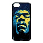 Gabz Jimi Hendrix Voodoo Child Poster Release From Dark Hall Mansion Apple iPhone 7 Seamless Case (Black)
