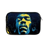 Gabz Jimi Hendrix Voodoo Child Poster Release From Dark Hall Mansion Apple MacBook Pro 13  Zipper Case