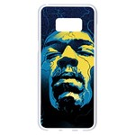 Gabz Jimi Hendrix Voodoo Child Poster Release From Dark Hall Mansion Samsung Galaxy S8 Plus White Seamless Case