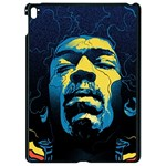 Gabz Jimi Hendrix Voodoo Child Poster Release From Dark Hall Mansion Apple iPad Pro 9.7   Black Seamless Case