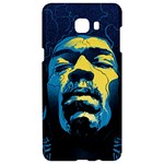 Gabz Jimi Hendrix Voodoo Child Poster Release From Dark Hall Mansion Samsung C9 Pro Hardshell Case