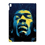Gabz Jimi Hendrix Voodoo Child Poster Release From Dark Hall Mansion Apple iPad Pro 10.5   Hardshell Case