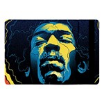Gabz Jimi Hendrix Voodoo Child Poster Release From Dark Hall Mansion Apple iPad Pro 10.5   Flip Case