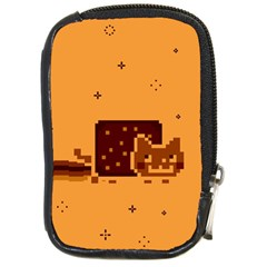 Nyan Cat Vintage Compact Camera Cases by Onesevenart