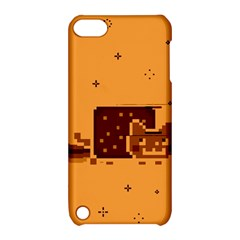 Nyan Cat Vintage Apple Ipod Touch 5 Hardshell Case With Stand by Onesevenart
