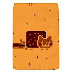 Nyan Cat Vintage Flap Covers (s)  by Onesevenart