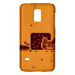 Nyan Cat Vintage Galaxy S5 Mini by Onesevenart
