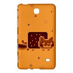 Nyan Cat Vintage Samsung Galaxy Tab 4 (8 ) Hardshell Case  by Onesevenart