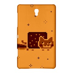 Nyan Cat Vintage Samsung Galaxy Tab S (8 4 ) Hardshell Case  by Onesevenart