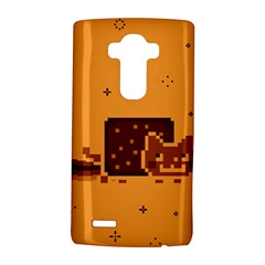 Nyan Cat Vintage Lg G4 Hardshell Case by Onesevenart