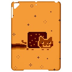 Nyan Cat Vintage Apple Ipad Pro 9 7   Hardshell Case by Onesevenart