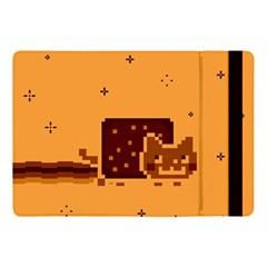 Nyan Cat Vintage Apple Ipad Pro 10 5   Flip Case by Onesevenart