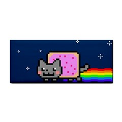 Nyan Cat Cosmetic Storage Cases by Onesevenart