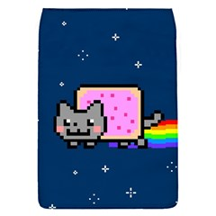 Nyan Cat Flap Covers (s)  by Onesevenart