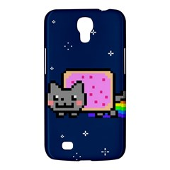 Nyan Cat Samsung Galaxy Mega 6 3  I9200 Hardshell Case by Onesevenart