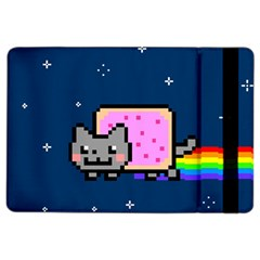 Nyan Cat Ipad Air 2 Flip by Onesevenart