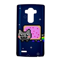 Nyan Cat Lg G4 Hardshell Case by Onesevenart