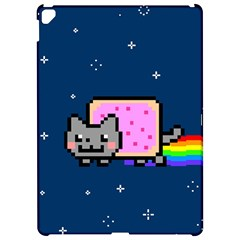 Nyan Cat Apple Ipad Pro 12 9   Hardshell Case by Onesevenart