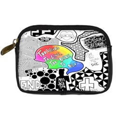 Panic ! At The Disco Digital Camera Cases by Onesevenart