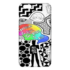 Panic ! At The Disco Iphone 6 Plus/6s Plus Tpu Case by Onesevenart
