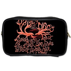 Panic At The Disco   Lying Is The Most Fun A Girl Have Without Taking Her Clothes Toiletries Bags 2 Side by Onesevenart