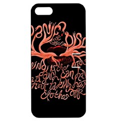 Panic At The Disco   Lying Is The Most Fun A Girl Have Without Taking Her Clothes Apple Iphone 5 Hardshell Case With Stand by Onesevenart