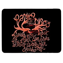 Panic At The Disco   Lying Is The Most Fun A Girl Have Without Taking Her Clothes Samsung Galaxy Tab 7  P1000 Flip Case by Onesevenart
