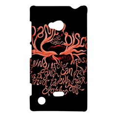 Panic At The Disco   Lying Is The Most Fun A Girl Have Without Taking Her Clothes Nokia Lumia 720 by Onesevenart