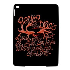 Panic At The Disco   Lying Is The Most Fun A Girl Have Without Taking Her Clothes Ipad Air 2 Hardshell Cases by Onesevenart