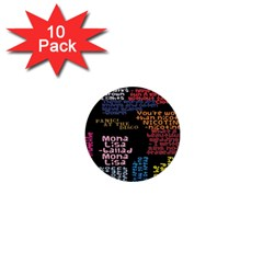 Panic At The Disco Northern Downpour Lyrics Metrolyrics 1  Mini Buttons (10 Pack)  by Onesevenart