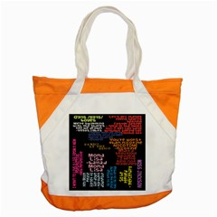 Panic At The Disco Northern Downpour Lyrics Metrolyrics Accent Tote Bag by Onesevenart