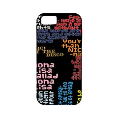 Panic At The Disco Northern Downpour Lyrics Metrolyrics Apple Iphone 5 Classic Hardshell Case (pc+silicone) by Onesevenart