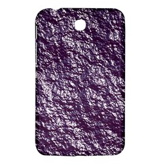 Crumpled Foil 17f Samsung Galaxy Tab 3 (7 ) P3200 Hardshell Case  by MoreColorsinLife