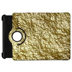 Crumpled Foil 17c Kindle Fire Hd 7  by MoreColorsinLife