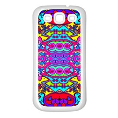 Donovan Samsung Galaxy S3 Back Case (white) by MRTACPANS