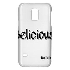 Belicious Logo Galaxy S5 Mini by beliciousworld