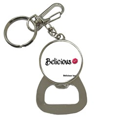 Belicious World Logo Button Necklaces by beliciousworld