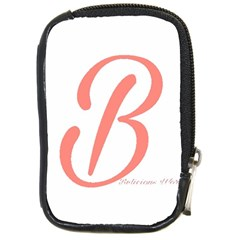 Belicious World  b  In Coral Compact Camera Cases by beliciousworld