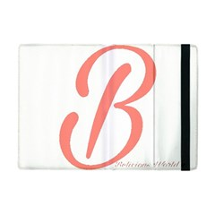 Belicious World  b  In Coral Apple Ipad Mini Flip Case by beliciousworld