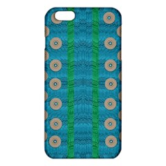 Wood Silver And Rainbows Iphone 6 Plus/6s Plus Tpu Case by pepitasart
