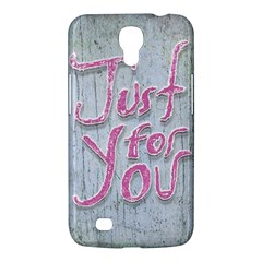 Letters Quotes Grunge Style Design Samsung Galaxy Mega 6 3  I9200 Hardshell Case by dflcprints