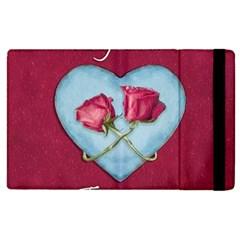 Love Concept Design Apple Ipad 2 Flip Case by dflcprints