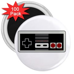 Video Game Controller 80s 3  Magnets (100 Pack) by Valentinaart