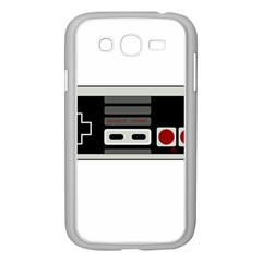 Video Game Controller 80s Samsung Galaxy Grand Duos I9082 Case (white) by Valentinaart
