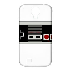 Video Game Controller 80s Samsung Galaxy S4 Classic Hardshell Case (pc+silicone) by Valentinaart