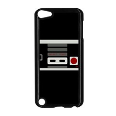 Video Game Controller 80s Apple Ipod Touch 5 Case (black) by Valentinaart