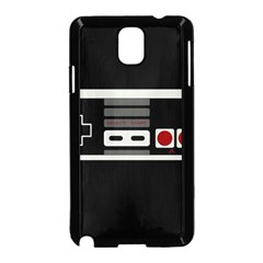 Video Game Controller 80s Samsung Galaxy Note 3 Neo Hardshell Case (black) by Valentinaart